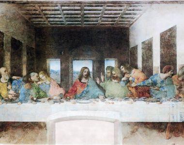 Ce au mancat Iisus si apostolii sai la Cina cea de Taina