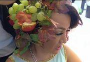 "Si-a pus fructe pe cap. Rona Hartner, o nonconformista: ""Sunt artista, pot sa fac ce vreau"""