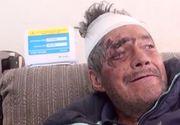 """Bunicul lor a aparut la usa, la 2 luni dupa ce trupul lui a fost incinerat. Povestea socanta a unui barbat de 74 de ani: """"Au crezut ca sunt mort"""""""