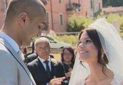 O clipa de fericire intr-o perioada neagra din istoria Italiei. Un cuplu s-a casatorit printre daramaturi, la 4 zile dupa cutremurul devastator din Italia