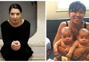Dupa ce artista Marina Abramovic a declarat intr-un interviu ca a facut trei avorturi pentru ca e convinsa ca un copil i-ar fi ruinat cariera, o colega de breasla, mama de gemeni, o contrazice total