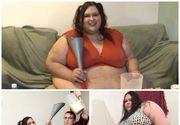 Are 27 de ani, cantareste 315 kilograme si are un singur vis: sa devina cea mai grasa femeie din lume. Iubitul ei o ajuta sa isi atinga telul, hranind-o cu palnia