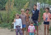 O familie din Teleorman s-a imprumutat la banca pentru a-si trimite cei sase copii la scoala. Cu cei 750 de lei imprumutati, parintii au reusit sa cumpere ghiozdane, rechizite si cateva haine
