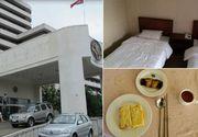 """Desi este cel mai luxos hotel din Coreea de Nord, cei care i-au trecut pragul au numai critici la adresa lui. """"Este ca o inchisoare"""" spun turistii dezamagiti"""