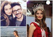 "Acuzata ca a fugit de acasa si se distreaza la New York, in timp ce sotul o cauta disperat, Miss Ucraina rupe tacerea: ""Ma trata ca pe un caine. Am stiut ca nu mai pot ramane"""