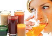 Romania se situeaza in continuare printre ultimele tari din Europa in ceea ce priveste consumul de fructe si sucuri naturale. Aportul insuficient de fructe duce la aparitia mai multor afectiuni