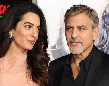 Sotia lui George Clooney vrea sa dea in judecata organizatia terorista Stat Islamic....