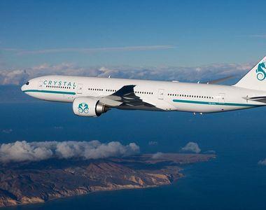 Asa arata cel mai luxos avion comercial! Cat costa o calatorie si cum arata in...