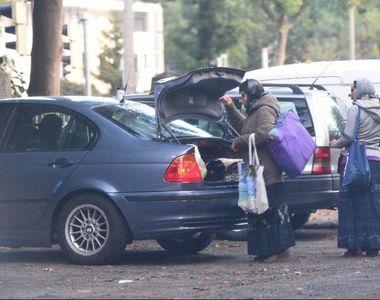 Imaginea zilei a fost surprinsa in Germania. Ce faceau aceste femei langa o masina de...