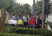 Moarte suspecta intr-un aeroport din Spania. Un barbat a fost gasit mort, cu organele genitale intr-o conserva de ton