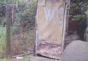 O femeie din Buzau a nascut intr-un WC de curte. Femeia nu a stiut ca este insarcinata