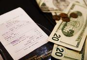 Un chelner a primit un bacsis de 500 de dolari pentru o comanda de 40 de centi! Ce a facut barbatul pentru asta. Nu se astepta la asa ceva