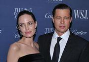 Angelina Jolie si Brad Pitt au ajuns la o intelegere in ceea ce priveste custodia celor sase copii.
