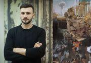 """Tabloul """"The Bridge"""" de Adrian Ghenie, estimat între 1,500.000 şi 2,500.000 de dolari, va fi licitat la casa Christie's"""