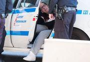 Clipe de groaza pentru o femeie, dupa ce masina in care se afla fiul ei de 3 luni a fost furata