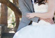 Destin tragic pentru o mireasa! A murit intr-un accident aviatic chiar in ziua nuntii. A vrut sa isi surprinda sotul, dar nu a mai apucat