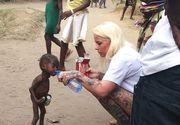 Femeia-erou care a salvat un copil malnutrit de la moarte, i-a detronat pe Obama si Papa Francisc in topul persoanelor cu cea mai mare putere de inspiratie