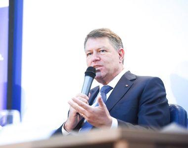 Iohannis: Convoc noul Parlament in 20 decembrie, iar in 21 decembrie partidele la...