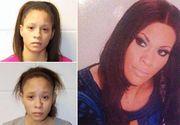 O mama a fost ucisa cu peste 80 de lovituri de cutit. Autoarele oribilei crime au fost chiar fiicele ei gemene in varsta de 16 ani