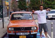 Pasiunea unui roman pentru Dacii a trecut Oceanul. Dacia 1300, celebra in Statele Unite. Masina lui va aparea intr-un celebru serial TV