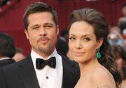 Declaratie controversata a Angelinei Jolie: Lui Brad Pitt ii e teama ca toata lumea va afla adevarul. Documentele de divort au fost secretizate