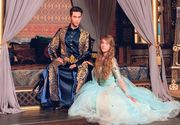 Actrita principala din noul serial turcesc de la Kanal D este romanca! Anastasia Tsilimpiou are numai 19 ani si joaca rolul printesei Kosem