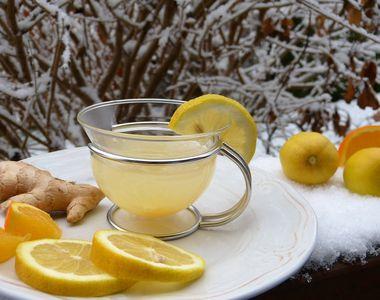 Beneficiile nestiute ale ceaiului de ghimbir: aurul din bucatarie