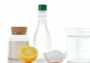 Vrei sa iti cureti casa fara sa apelezi la chimicale? Acestea sunt solutiile ieftine si naturale