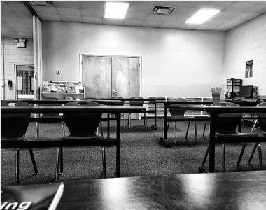 Mesajele emotionante ale unui profesor cand a vazut ca niciun elev nu a mers la ora:...