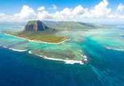 """Un """"continent pierdut"""" a fost descoperit sub insula Mauritius din Oceanul Indian"""