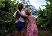"""""""Este micul nostru secret"""". Doua surori au fost violate ani la rand de tatal vitreg care le spunea ca le iubeste"""