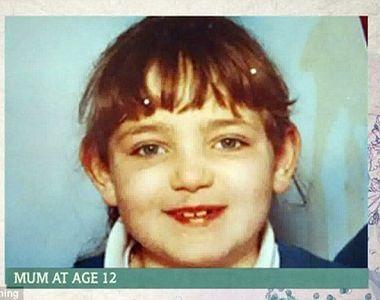 La 12 ani a adus pe lume o fetita, dupa ce fratele ei a violat-o. Acum tanara este din...