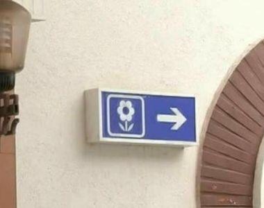 Indicatorul misterios din gara din Vaslui! Ce reprezinta acest semn care ii pune la...