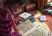 Romanca cu cel mai ciudat hobby. Detine 70.000 de exemplare de trifoi cu 4 foi si vrea sa doboare recordul mondial