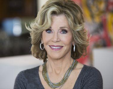 Actrita Jane Fonda vorbeste despre abuzurile la care a fost supusa in copilarie:...