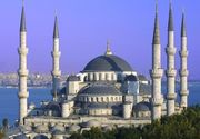 """Cum arata faimoasa moschee construita de sultanul Ahmet, la care se face referire in serialul """"Kosem"""", difuzat de Kanal D"""