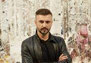 Tablourile lui Adrian Ghenie se vand pe milioane de euro la casele de licitatii! Pictorul-fenomen din Baia Mare spune daca este sau nu milionar!