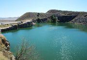 Lacul de smarald, minunea ascunsa din Tulcea! Este unic in Romania