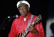 Chuck Berry, o legenda a muzicii rock and roll, a murit la varsta de 90 de ani