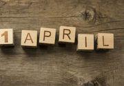 De ce este 1 Aprilie Ziua Pacalelilor. De unde vine aceasta traditie si cum este ea sarbatorita in lume