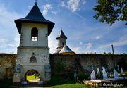 De la tanarul rapper, la calugarul - ghid de la Manastirea Tazlau!  Povestea parintelui Pavel care s-a calugarit dupa o intamplare din biserica!