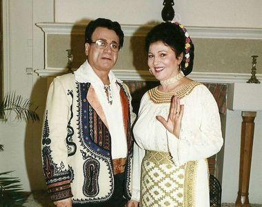 "Pe vremea cand erau deputati, Irina Loghin si Ion Dolanescu se ""bateau"" in..."