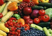 Acestea sunt cele mai murdare fructe si legume. Mare atentie la pesticide