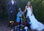 """S-a maritat cu soferul care i-a accidentat mortal baietelul de 5 ani. """"Ne-am sustinut reciproc dupa accident"""", au declarat cei doi soti"""