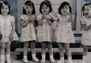 Cinci surori identice au fost utilizate ca exponate intr-un parc de distractii. Experimentul care a ingrozit intreaga lume