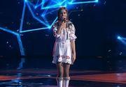 """Fetita de 12 ani care a ridicat in picioare publicul la un show de talente din Rusia cu o melodie romaneasca: """"Mentorul meu mi-a spus ca simte mesajul chiar daca nu intelege versurile"""""""