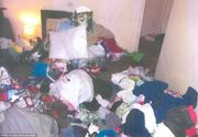 Fetita de un an, gasita moarta sub canapea. Parintii ii anuntasera disparitia la politie