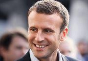 Presedintele Frantei a fost coleg de clasa cu fiica sotiei sale. Uletrior, Macron i-a devenit tata vitreg fetei