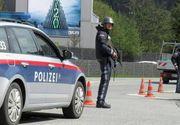 Un suspect arestat dupa ce a tinut un ostatic mai multe ore intr-o banca in Austria