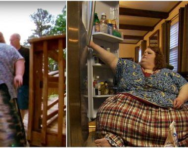 Cantarea 295 de kilograme si a slabit spectaculos! Cum arata acum femeia care a uimit o...